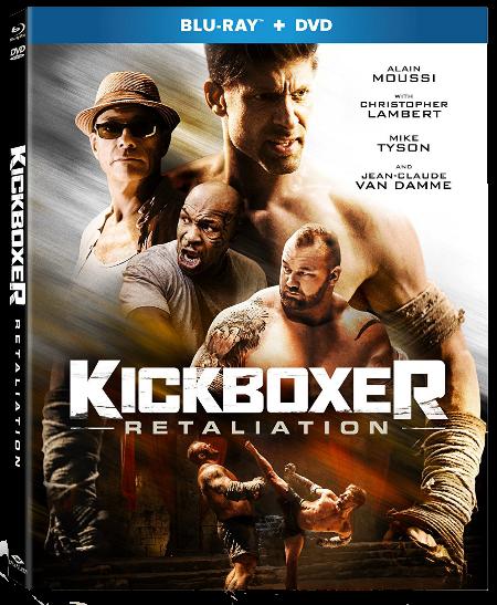 Kickboxer Retaliation [HD1080p DTS AC3 ITA]