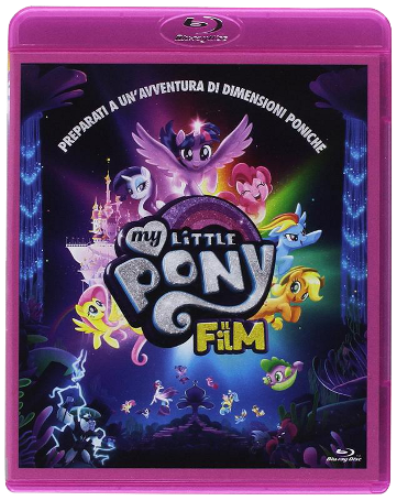 My Little Pony Il Film [Sd Ita AC3]