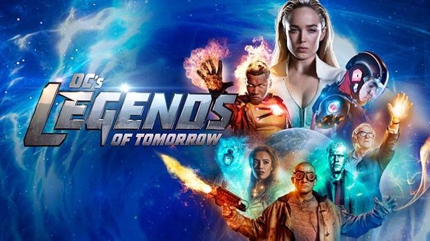 Legends of Tomorrow 3x07 Benvenuti nella giungla (Xvid Ita-mp3)