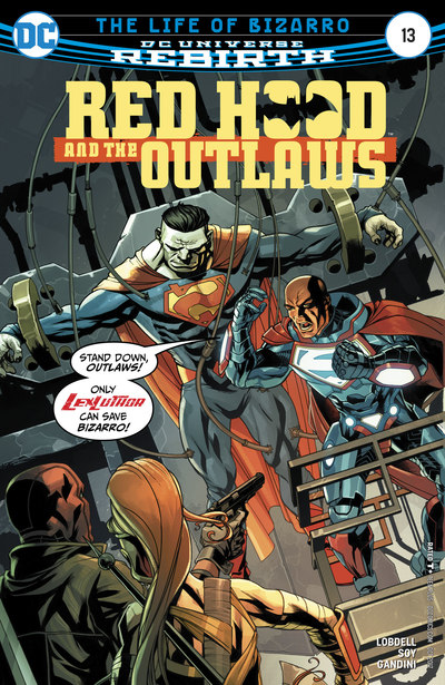 Red Hood & the Outlaws 13 (cbr)