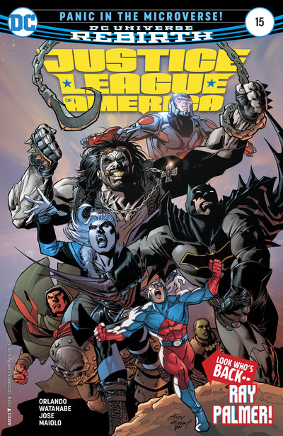 Justice League of America 15 (cbr)