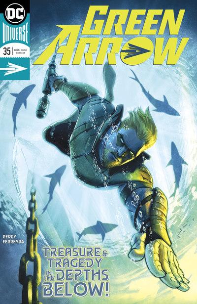 Green Arrow 35 (cbr)