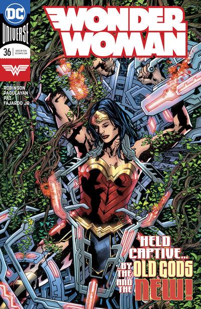 Wonder Woman 36 (cbr)