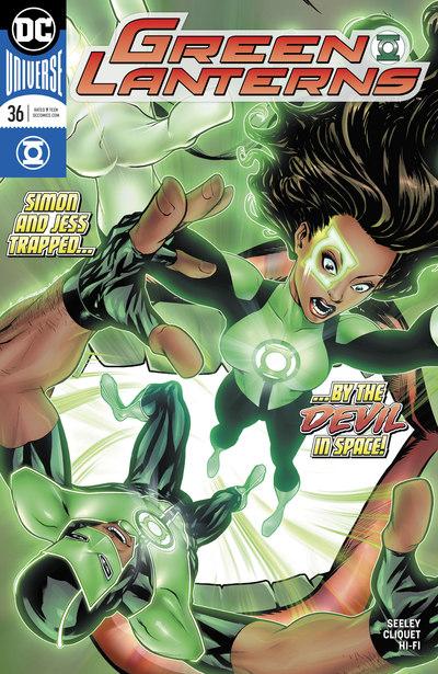 Green Lanterns 36 (cbr)