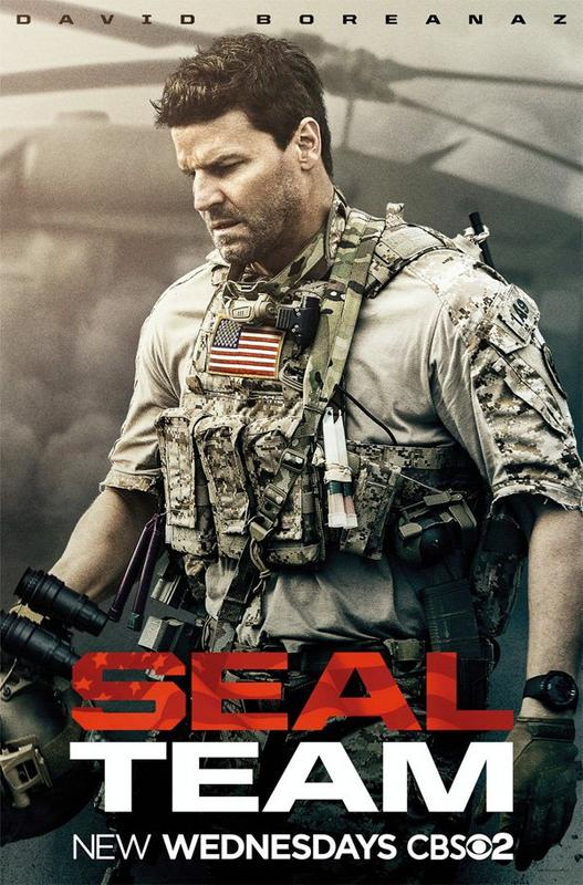 SEAL Team [08/22]