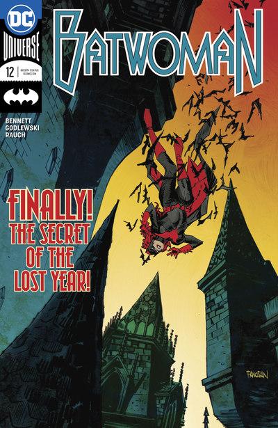 Batwoman 12 (cbr)