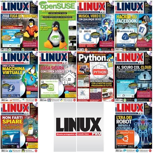 Linux Pro - Collezione Anno 2018