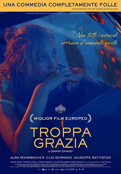 Troppa grazia [dvd-rip ita sub ita + EXTRA mkv x264]