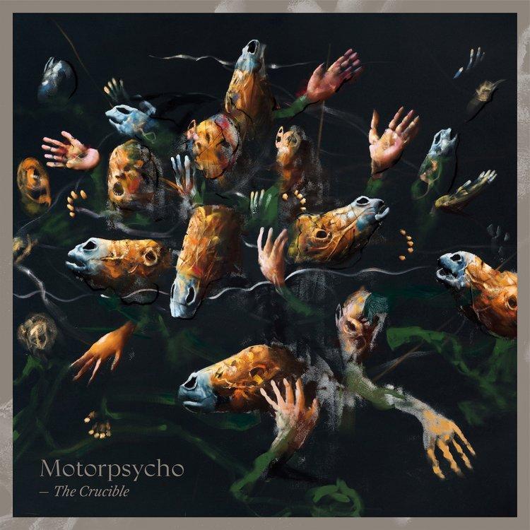 Motorpsycho - The Crucible (2019) [FLAC]