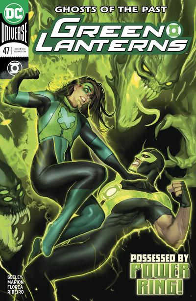 Green Lanterns 46-47 (cbr)