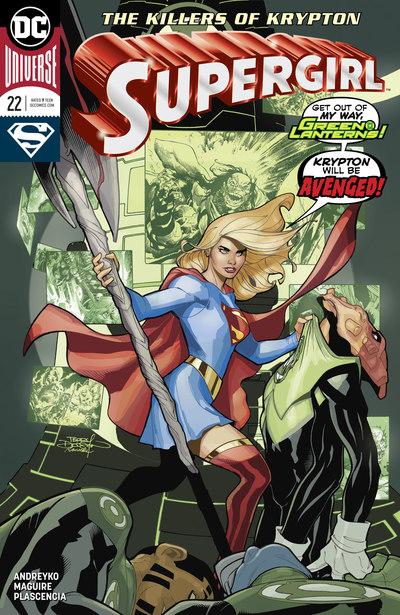 Supergirl 22 (cbr)