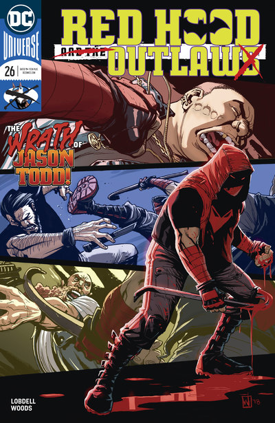 Red Hood Outlaw 26 (cbr)