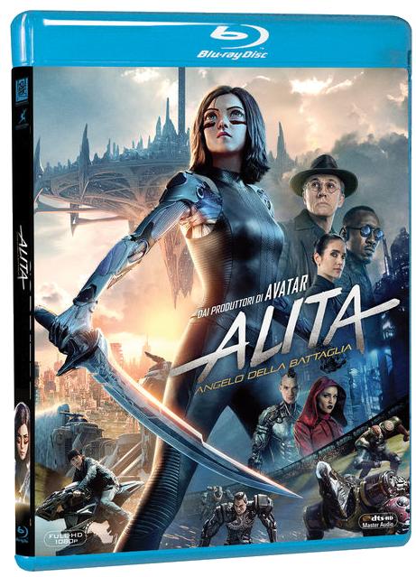 Alita Angelo Della Bttaglia [HD1080p DTS AC3 ITA]