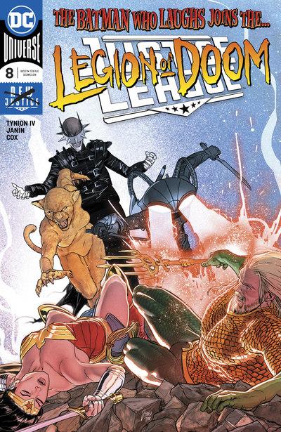 Justice League 8 (cbr)