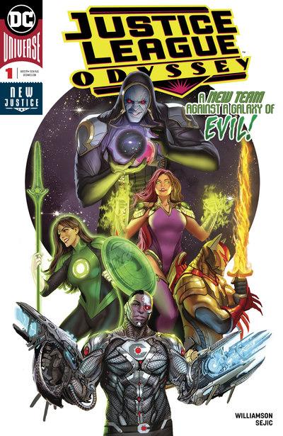 Justice League Odyssey 1 (cbr)