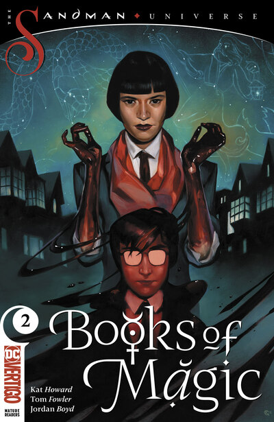 Books of Magic 2 (cbr)