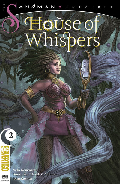 House of Whispers 2 (cbr)