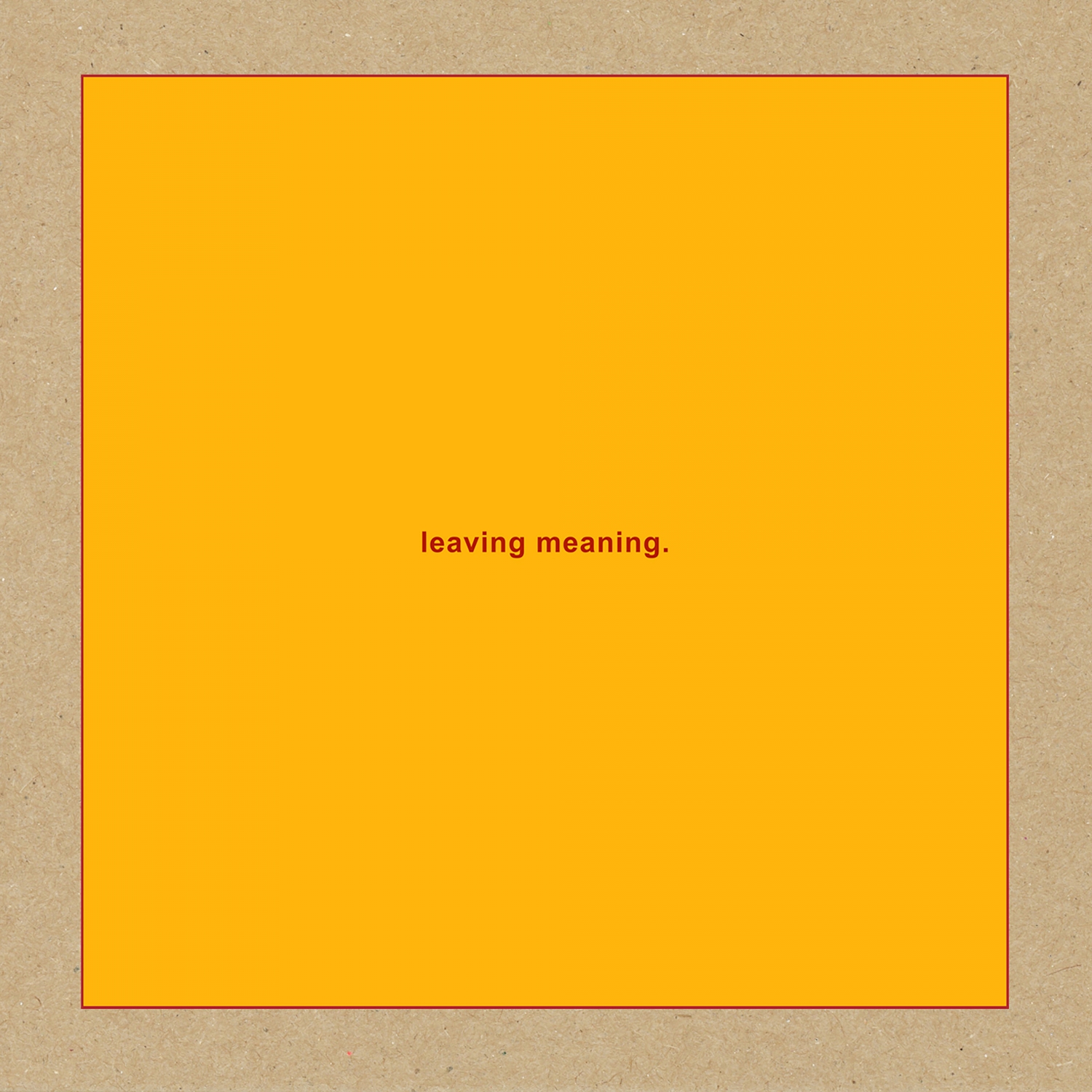 Swans - Leaving Meaning (2019) [FLAC]