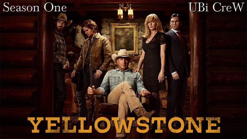 Yellowstone - Stagione 1 [03/09]