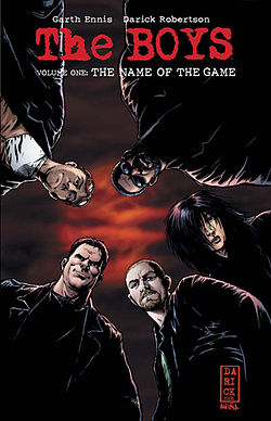The Boys (Garth Ennis - serie completa)