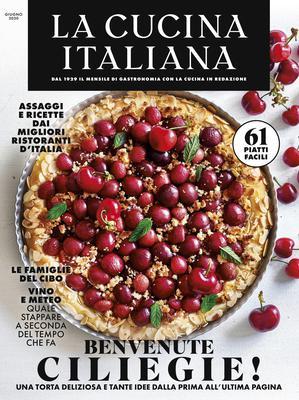 La Cucina Italiana - Giugno 2020