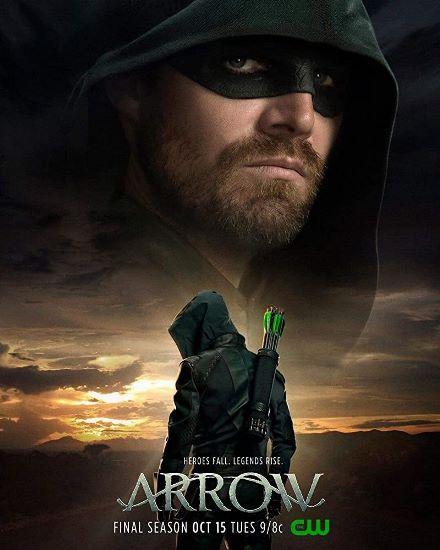 Arrow 8x09 Green Arrow E Le Canary ITA DLMux x264-UBi