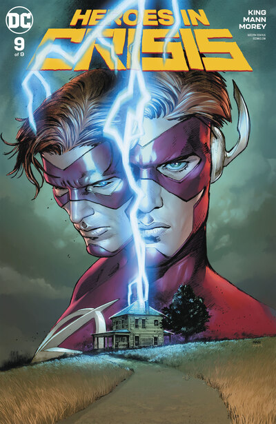 Heroes in Crisis 9 (cbr)
