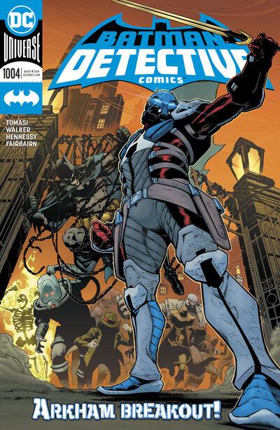 Detective Comics 1004-1005 (cbr)