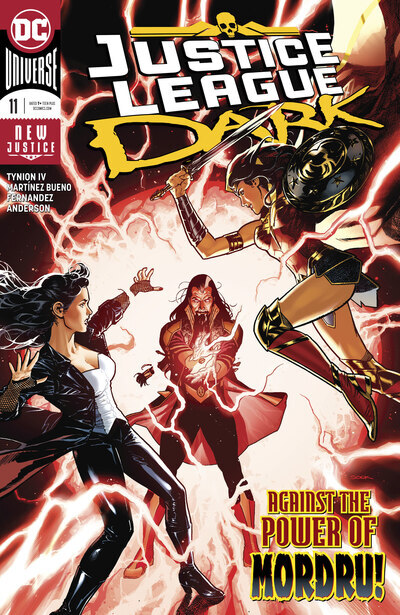Justice League Dark 11 (cbr)