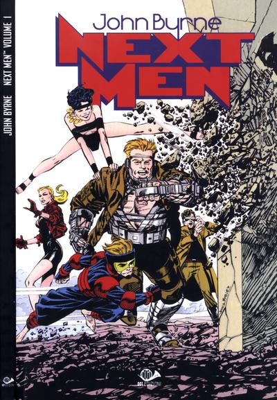 Next Men di John Byrne