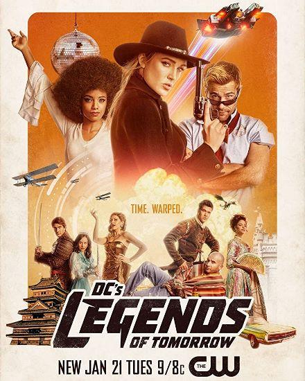 Legends Of Tomorrow 5x02 Incontriamo Le Leggende ITA DLMux x264-UBi