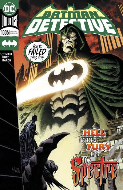 Detective Comics 1006-1007 (cbr)