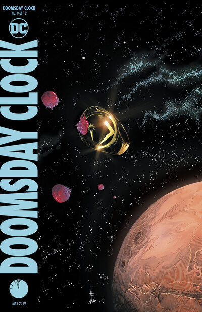 Doomsday Clock 9 (cbr)
