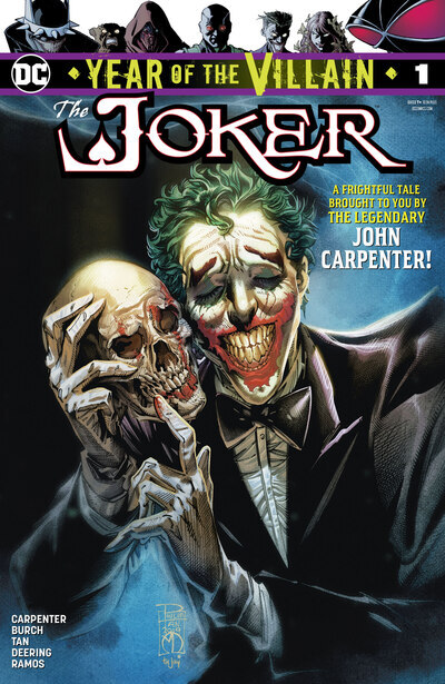 Year of the Villain - Joker (cbr)