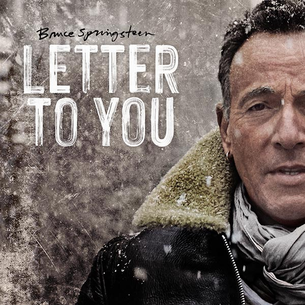 Bruce Springsteen - Letter To You (2020) [FLAC]