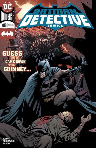 Detective Comics 1018 (cbr)