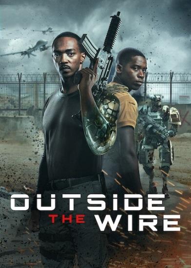 Outside the Wire [HD1080p AC3 ITA]