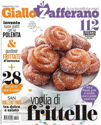 Giallo Zafferano - Febbraio 2021