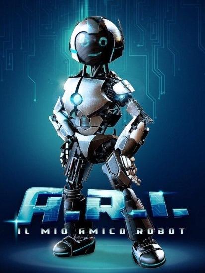 A.R.I. - Il Mio Amico Robot [Sd Ita AC3]