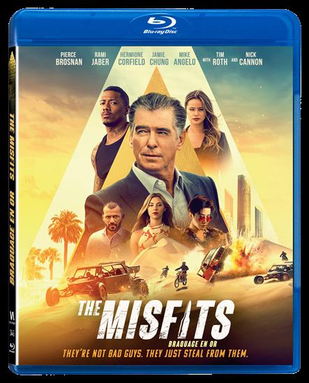 The Misfits [HD1080p AC3 ITA]